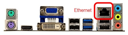 Ethernet контроллер